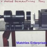 Godet Motor Dismantling Tool