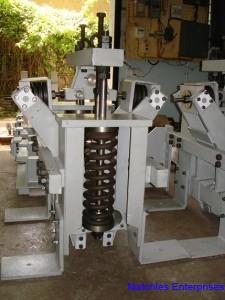 Hydraulic rail clamp-Matchless Enterprises