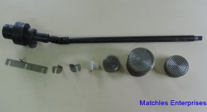 Pump shaft and other spares - Matchless Enterprises