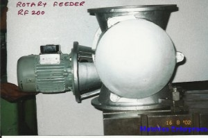 Matchless Enterprises manufacturer of Rotary Feeder RF200