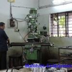 Matchless Enterprises, Milling Machine