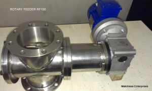 Matchless Enterprises manufacturer of Rotary Feeder RF100